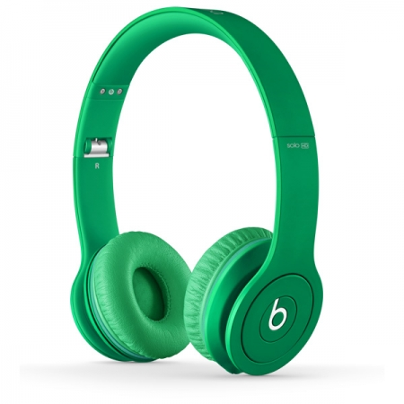 Наушники Monster Beats Solo HD Matte Green