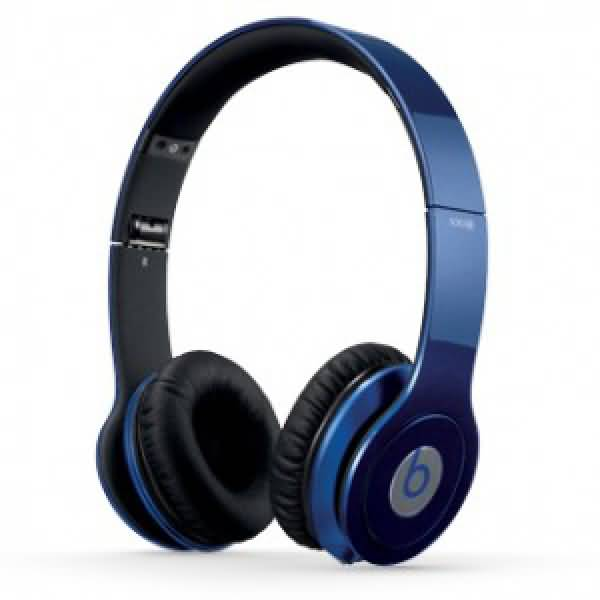 Наушники Monster Beats Solo HD Blue