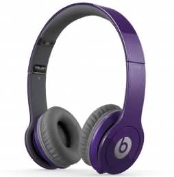 Наушники Monster Beats Solo HD Purple