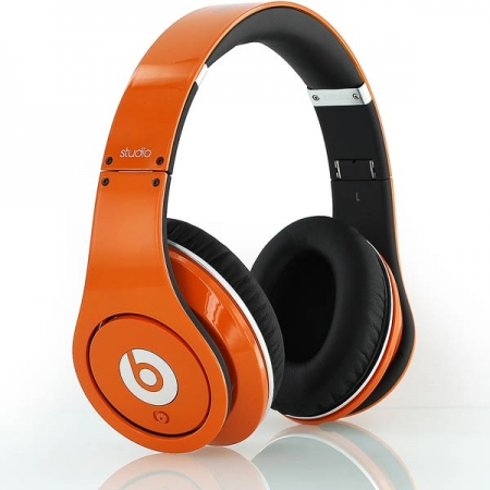 Наушники Monster Beats Studio Orange