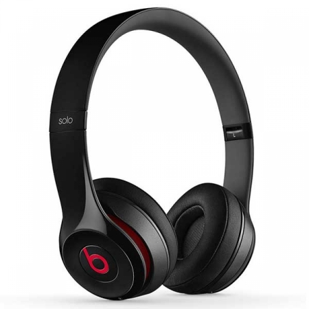 НАУШНИКИ MONSTER BEATS SOLO 2 WIRELESS BLACK
