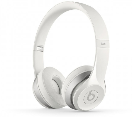 НАУШНИКИ MONSTER BEATS SOLO 2.0 WHITE