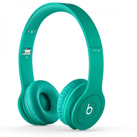 Наушники Monster Beats Solo HD Matte Teal