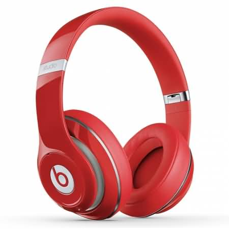 Наушники Monster Beats Studio Red 2.0