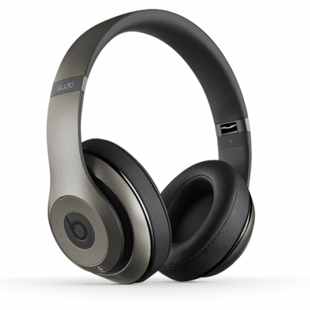 Наушники Monster Beats Studio Wireless Titanium