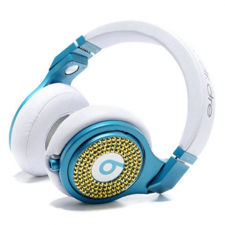 Наушники Monster Beats Pro Blue