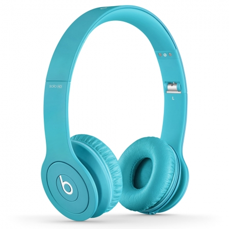 Наушники Monster Beats Solo HD Matte Light Blue