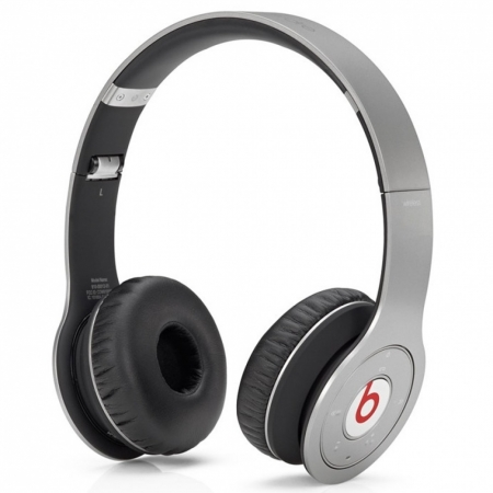 Наушники Monster Beats by Dr. Dre Wireless Silver