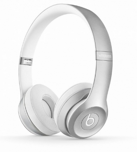 НАУШНИКИ MONSTER BEATS SOLO 2 WIRELESS SILVER