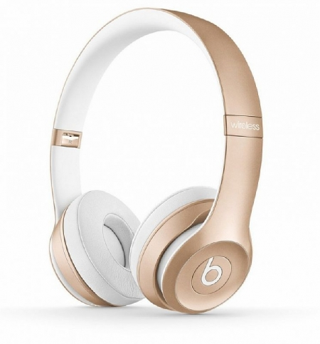 НАУШНИКИ MONSTER BEATS SOLO 2 WIRELESS GOLD