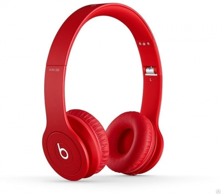 НАУШНИКИ MONSTER BEATS SOLO 2.0 RED