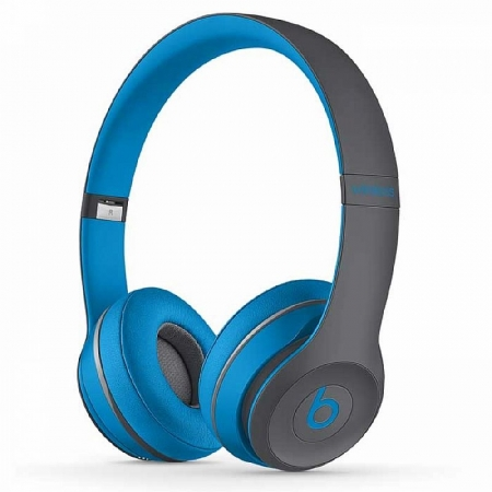 НАУШНИКИ MONSTER BEATS SOLO 2 WIRELESS FLASH BLUE