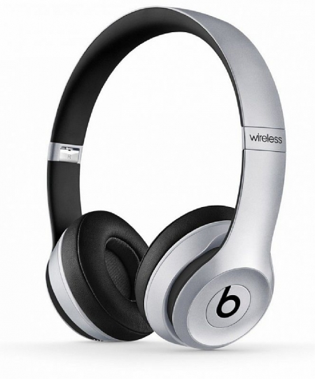 НАУШНИКИ MONSTER BEATS SOLO 2 WIRELESS SPACE GREY