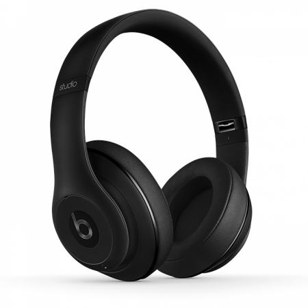 Наушники Monster Beats Studio Matte Black 2.0