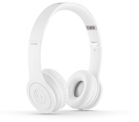 Наушники Monster Beats Solo HD Matte White