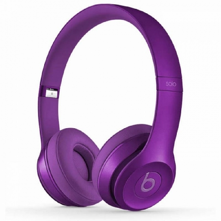 НАУШНИКИ MONSTER BEATS SOLO 2 WIRELESS IMPERIAL VIOLET