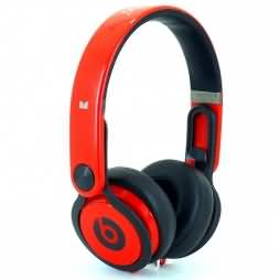 Наушники Monster Beats Mixr Red