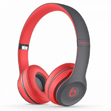 НАУШНИКИ MONSTER BEATS SOLO 2 WIRELESS SIREN RED
