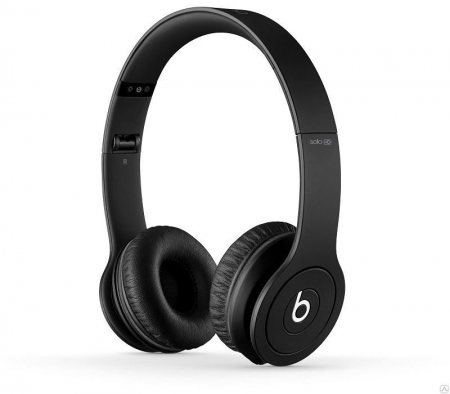 НАУШНИКИ MONSTER BEATS SOLO 2.0 BLACK