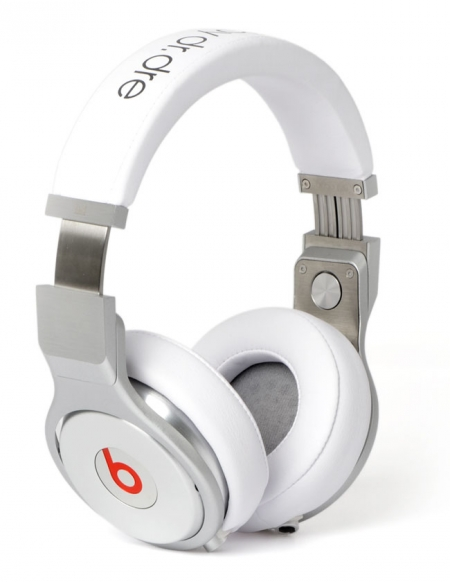 Наушники Monster Beats Pro White